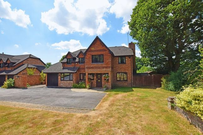 Thumbnail Detached house for sale in Eastbourne Road, Uckfield
