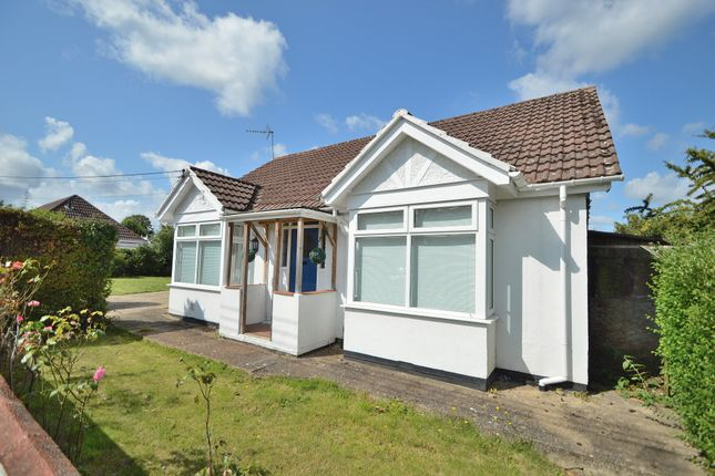 Thumbnail Detached bungalow for sale in Chalvington Road, Chandler's Ford, Eastleigh