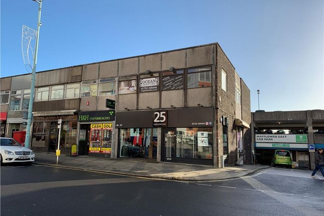 Thumbnail Commercial property for sale in Mayflower Street, Plymouth, Devon
