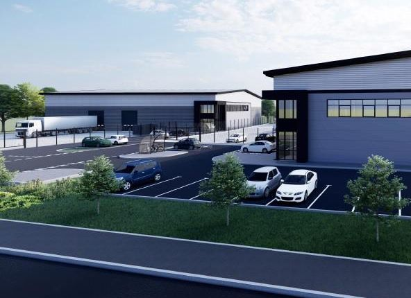 Thumbnail Industrial to let in Unit 2 Total Park, Gorsey Lane, Widnes, Merseyside