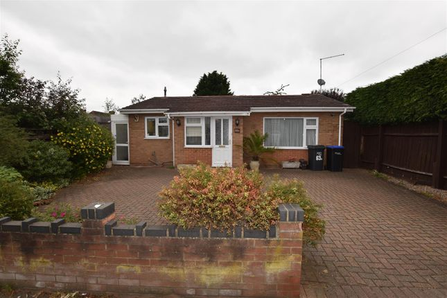 Thumbnail Bungalow to rent in Broadmead Avenue, Abington, Northampton