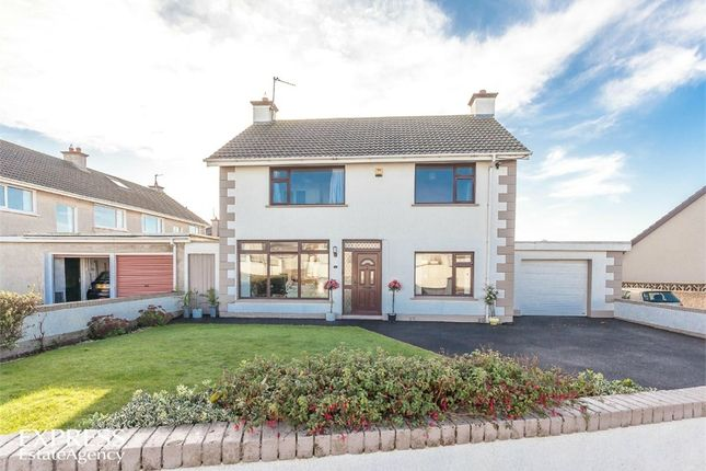Thumbnail Detached house for sale in Portstewart Road, Portrush, County Antrim