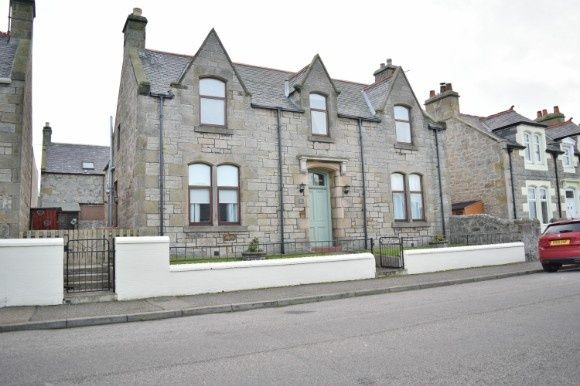 Thumbnail Detached house to rent in Commerce Street, Lossiemouth