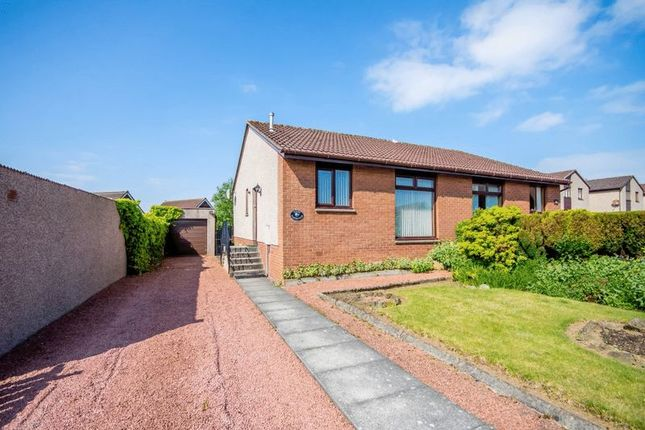Thumbnail Semi-detached bungalow for sale in Northfield, Cowdenbeath