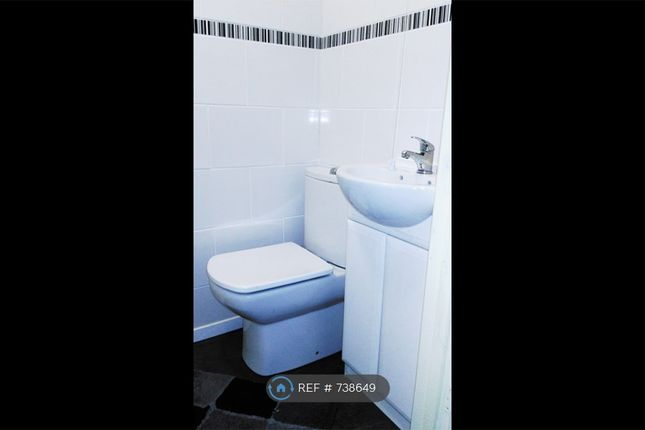 Shower Room With Loo - Tiled To Ceiling