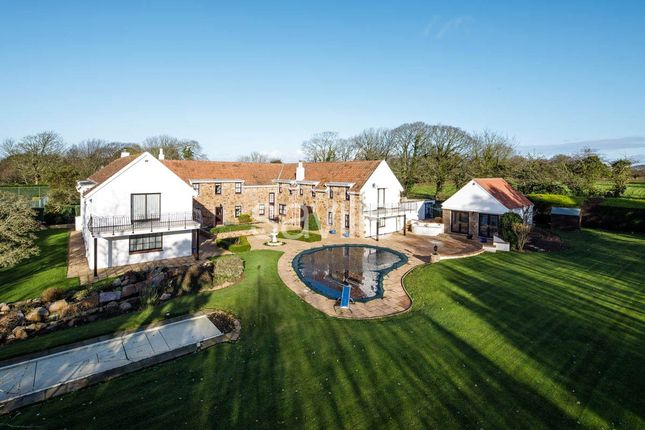 Thumbnail Detached house for sale in La Grande Rue, St. Mary, Jersey