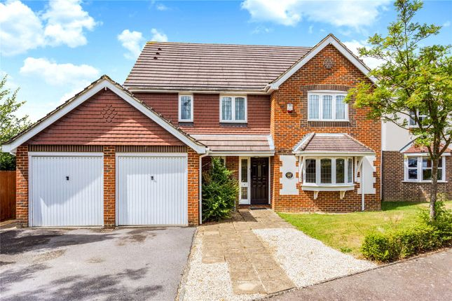 Thumbnail Detached house for sale in Pellings Rise, Crowborough, East Sussex