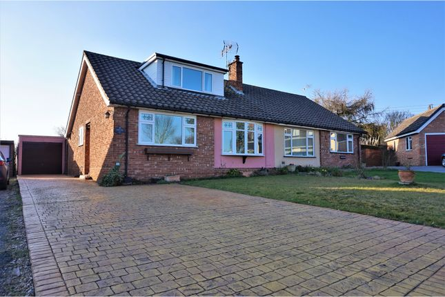 Thumbnail Semi-detached bungalow for sale in Valley Close, Manningtree
