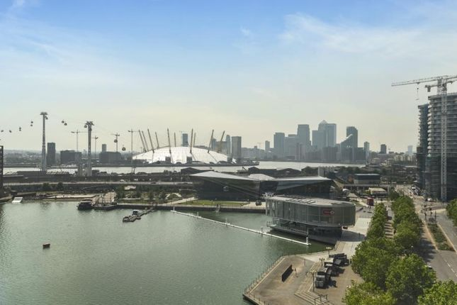 Thumbnail Flat for sale in Balearic Apartments, 15 Western Gateway, Royal Victoria Dock, London