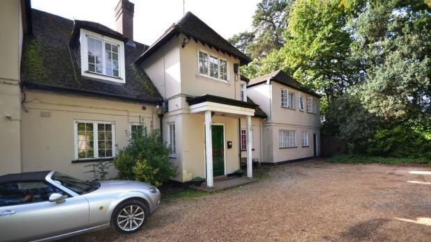Thumbnail Studio to rent in Lakeside, Sandhurst Road