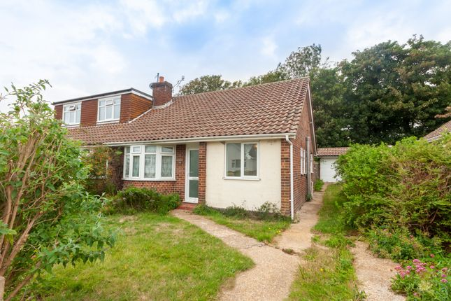 Thumbnail Bungalow for sale in Richington Way, Seaford