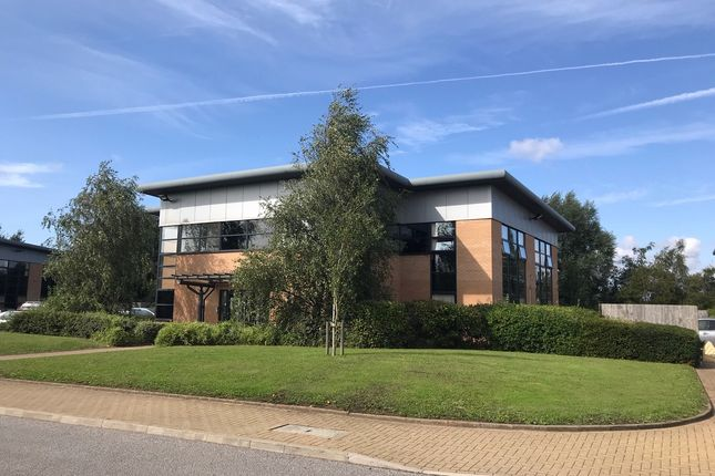 Thumbnail Office for sale in Hurricane Court, Speke