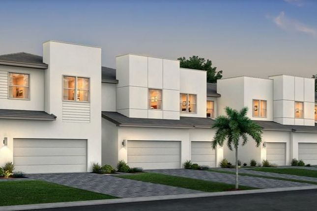 Thumbnail Town house for sale in Towns Of Andalucia, Lake Worth, Palm Beach County, Florida, United States
