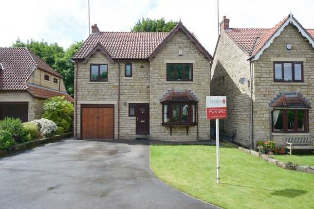 Thumbnail Detached house for sale in Abbey Lane Dell, Sheffield