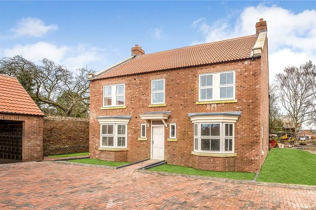 Thumbnail Detached house for sale in Cromwell Lodge, Fleet Lane, Tockwith, York