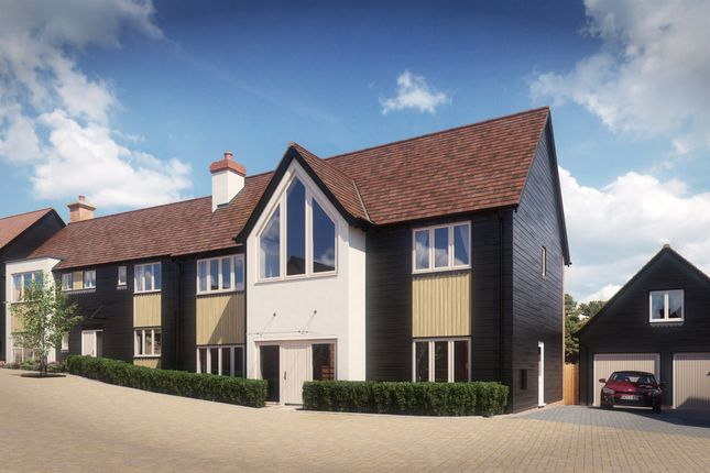 Thumbnail Detached house for sale in Chearsley Road, Long Crendon, Aylesbury