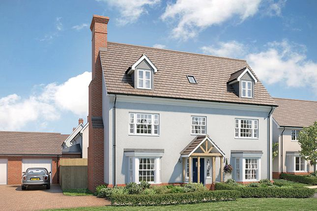 """Thumbnail Property for sale in """"The Birch"""" at Factory Hill, Tiptree, Colchester"""