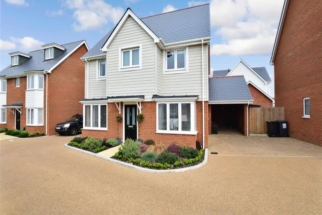 Thumbnail Detached house for sale in Barrow Hill Close, Holborough Lakes, Snodland, Kent