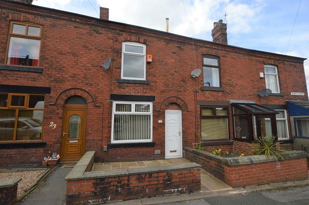 Thumbnail Terraced house to rent in Nasmyth Street, Horwich