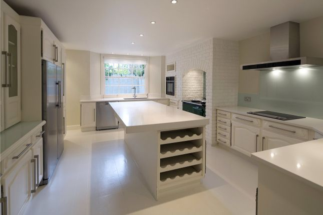 Thumbnail Detached house to rent in Clifton Hill, St Johns Wood, London