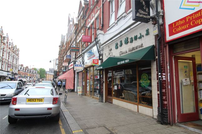 Thumbnail Restaurant/cafe to let in Broadway Parade, London