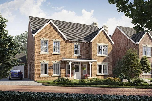 Thumbnail Detached house for sale in Broad Road, Hambrook