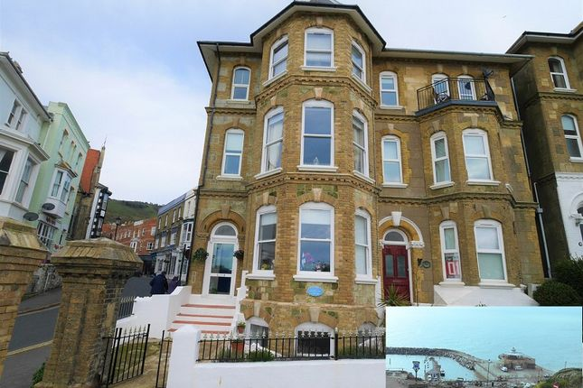 Thumbnail Flat for sale in Alexandra Gardens, Ventnor, Isle Of Wight.