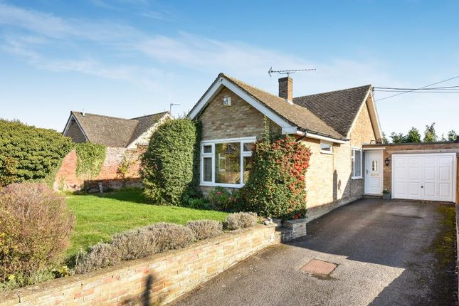 Thumbnail Detached bungalow for sale in East Street, Fritwell