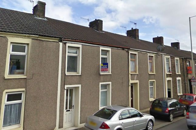 Thumbnail Terraced house to rent in Park Street, Treforest, Pontypridd