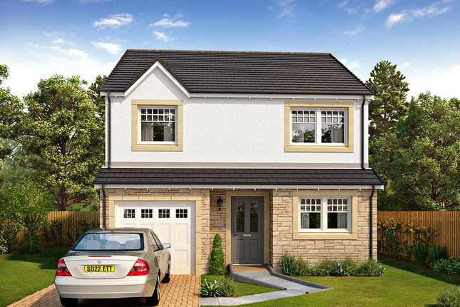 Thumbnail Detached house for sale in Strathord Park, Linn Road, Stanley, Perth & Kinross