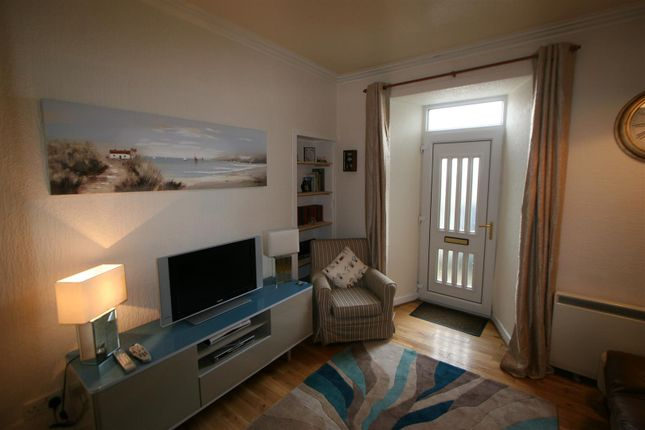 Living Room of Main Door Flat, 2 Barend Street, Millport, Isle Of Cumbrae KA28
