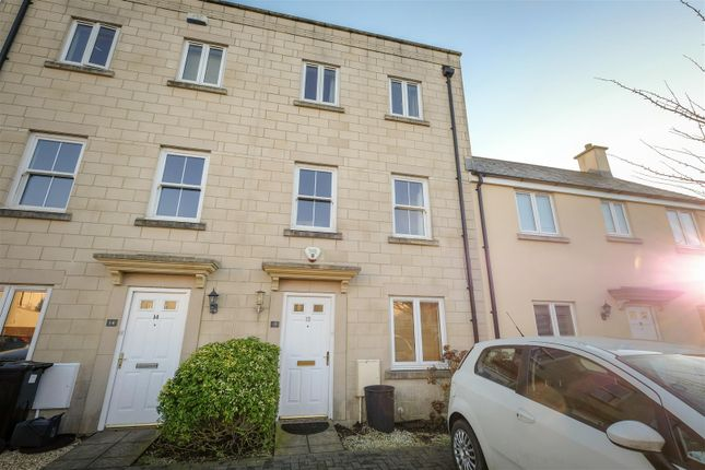 Thumbnail Terraced house to rent in Orchid Drive, Odd Down, Bath