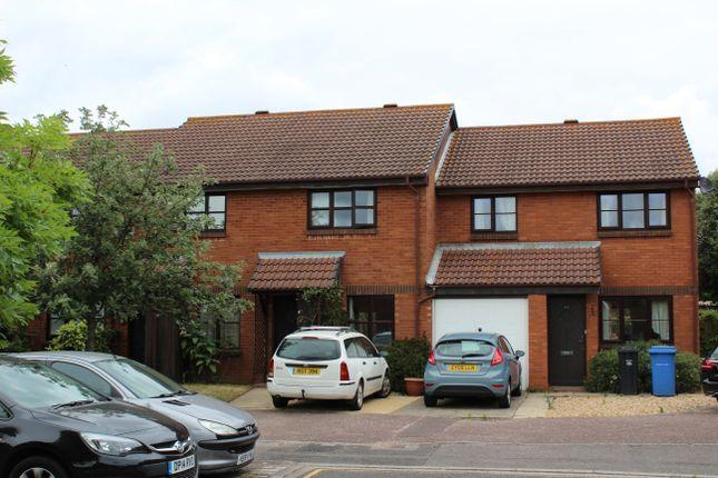 Thumbnail Town house for sale in Waldren Close, Baiter Park, Poole, Dorset BH15,