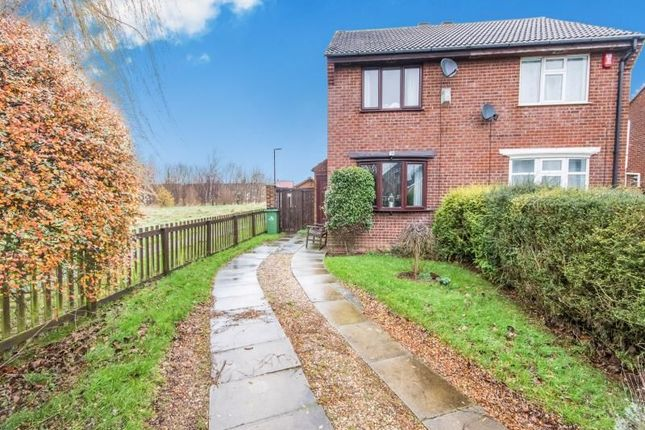 Thumbnail Semi-detached house for sale in Ancholme Avenue, Immingham