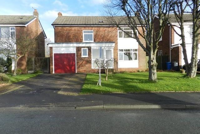 Thumbnail Detached house to rent in New Lane, Croft, Warrington