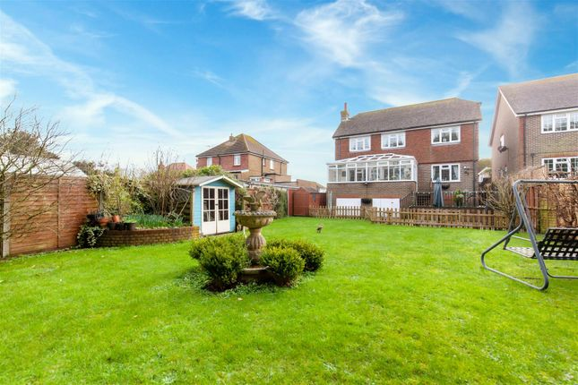 Garden of Bexhill Road, St. Leonards-On-Sea TN38