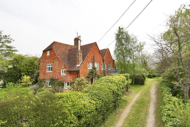 Thumbnail Detached house for sale in Little Conghurst, Conghurst Lane, Hawkhurst, Kent