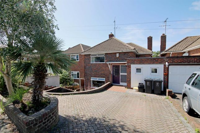 Thumbnail Link-detached house for sale in Overhill Way, Brighton