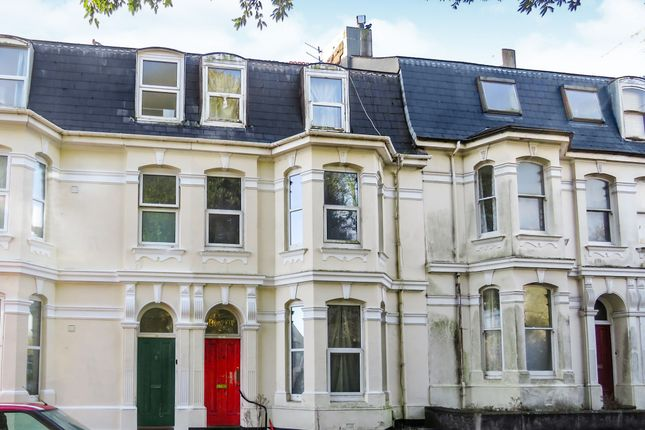 Thumbnail Terraced house for sale in Mount Gould Road, Plymouth