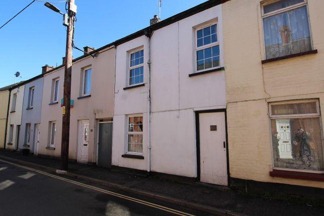 Front 2 of Chapel Street, Tiverton EX16