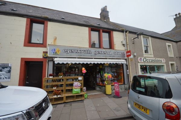 Thumbnail Retail premises for sale in High Street, Eyemouth