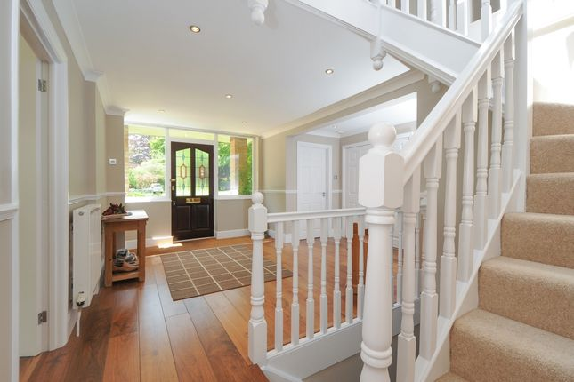 Thumbnail Detached house to rent in Southdown Road, Shawford, Winchester