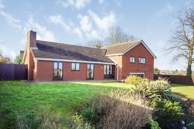 Thumbnail Detached house for sale in St. Johns Hill, Bungay