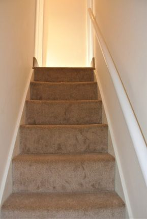Stairs of Wellington Cottages, Lowestoft NR32