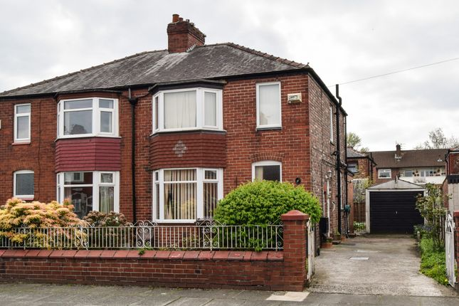 Thumbnail Semi-detached house to rent in Orama Avenue, Salford, Greater Manchester