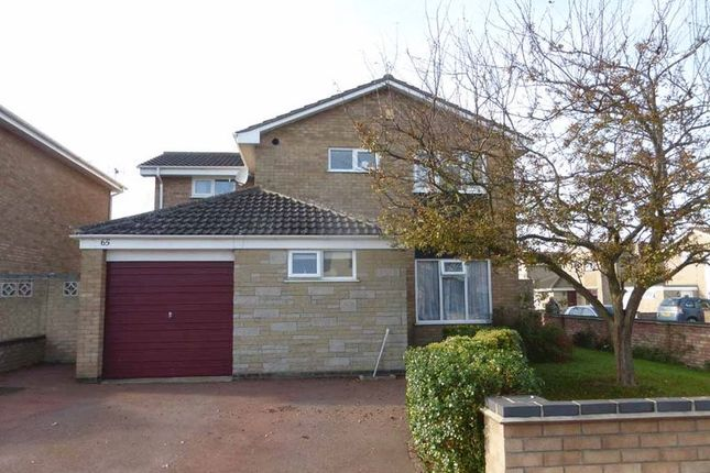 Thumbnail Detached house for sale in Mallard Way, Bradwell, Great Yarmouth