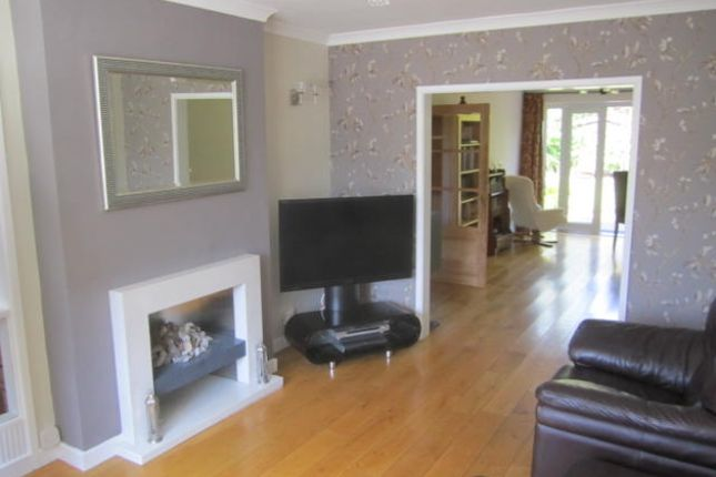 Thumbnail Detached house to rent in Withins Road, Culcheth, Warrington, Cheshire