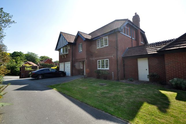 Thumbnail Detached house for sale in West Brow Gardens, Prenton