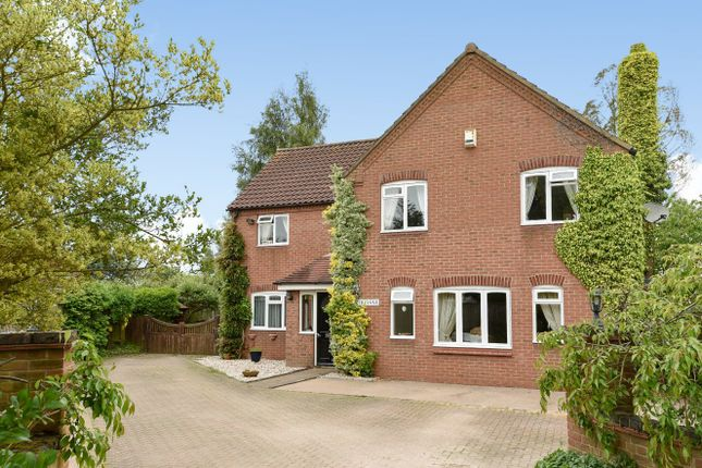 Thumbnail Detached house for sale in Church Street, Briston, Melton Constable