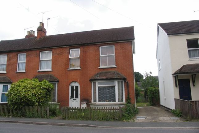 Thumbnail Maisonette to rent in Watchetts Road, Camberley, Surrey